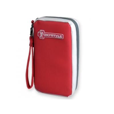 MEDINSULINE COOL BAG - červená / bílá