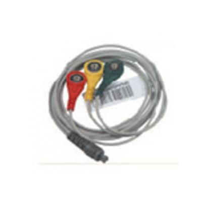 Nový EKG 3 pin LEAD CABLE pro 33260-1, 35162