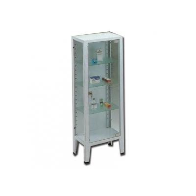 CABINET - 1 dveře - tvrzené sklo