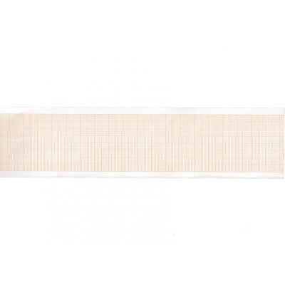 Tepelný papír EKG 50 x 20 mm x m role - oranžová mřížka