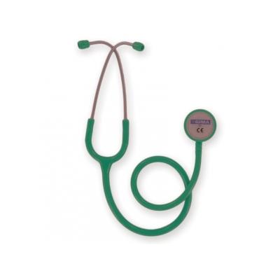 CLASSIC DUAL HEAD STETHO - Y tmavě zelená