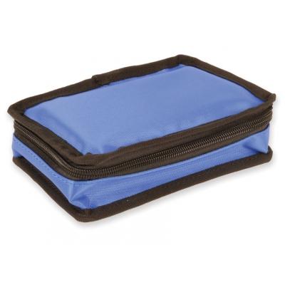 MINI DIABETIC BAG prázdný - nylonově modrá