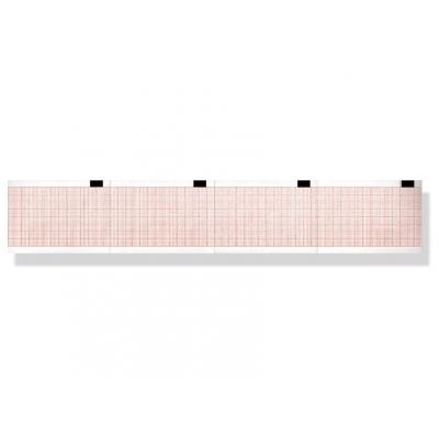Tepelný papír EKG 50 x 70 mm x 200 s - oranžová mřížka