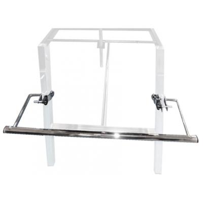 COUCH ROLL HOLDER pro kulatou nebo čtvercovou kovovou nohu 30 mm