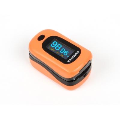 OXY-4 FINGER OXIMETER - oranžový