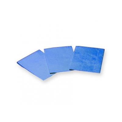 VYLOŽENÉ NAPKINY - 33x45 cm modré