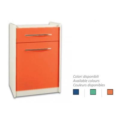 MOBILNÍ JEDNOTKA GE4LP pod umyvadlem 49 cm - jakákoli barva