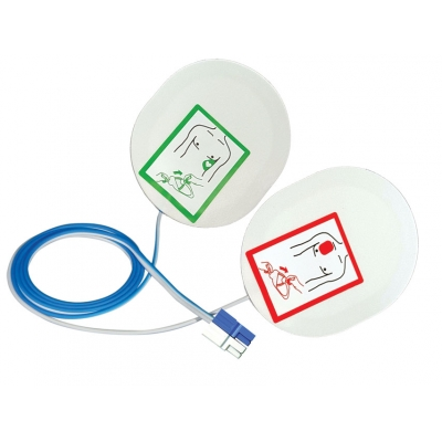 KOMPATIBILNÍ PADY pro defibrilátor CU i-PAD NF1200, Cmos Drake Futura