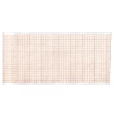 Tepelný papír EKG 110 x 30 mm x m role - oranžová mřížka