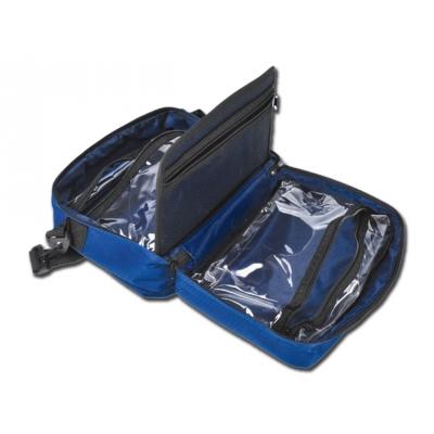 PRVNÍ POMOC BAG - modrá - prázdná