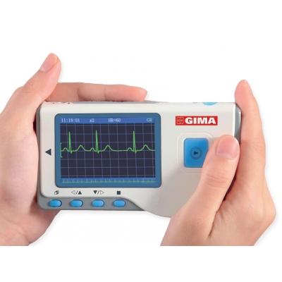 EKG CARDIO-B BLUETOOTH PALM EKG se softwarem