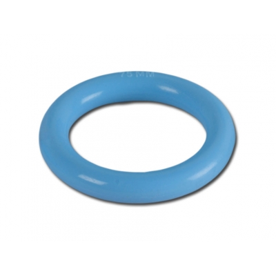 BLUE SILICONE PESSARY průměr 75 mm - sterilní