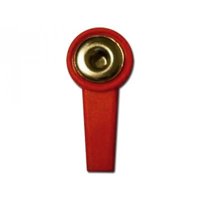 ADAPTÉRY CLIPŮ 4 mm - červené