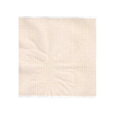 Tepelný papír EKG 215 x 30 mm x m role - oranžová mřížka