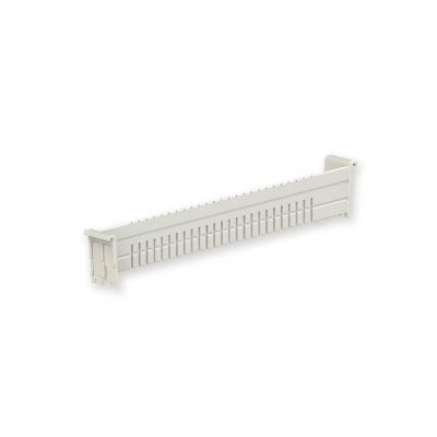 DIVIDER 400x50 mm pro ISO zásuvku