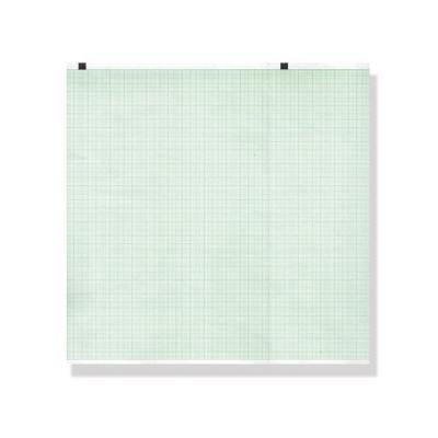 EKG termický papír 210 x 110 mm x 150 s - zelená mřížka