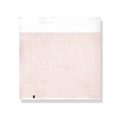 EKG termický papír 210 x 300 mm x 250 s - oranžová mřížka