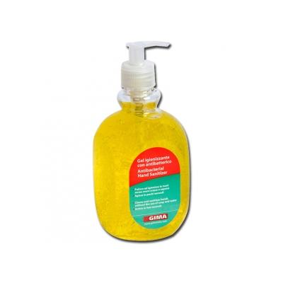 ANTIBACTERIÁLNÍ GEL - láhev 500 ml - žlutá - citron