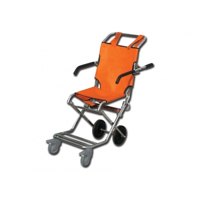 PŘEDSTAVENÍ EVACUACE - oranžová