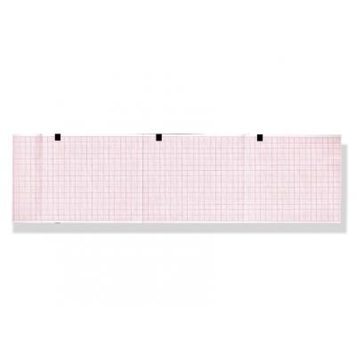 Tepelný papír EKG 80x90mm x280s - oranžová mřížka
