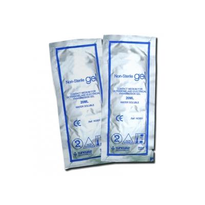 ULTRASOUND GEL - sáček 20 ml - transparentní