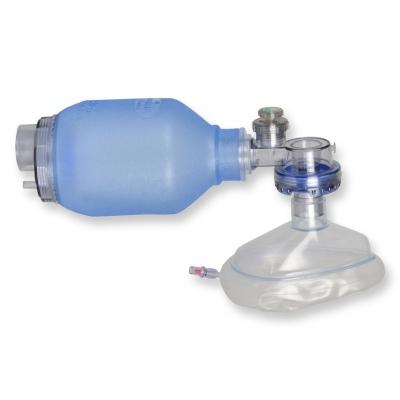 PVC JEDNOTLIVÝ RESUSCITÁTOR - dítě - s uzavíracím ventilem