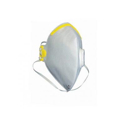 FOLD-FLAT RESPIRÁTOR FFP1 s ventilem