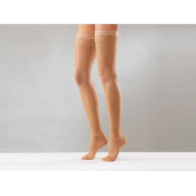 STAY UPS - M - střední komprese - béžová