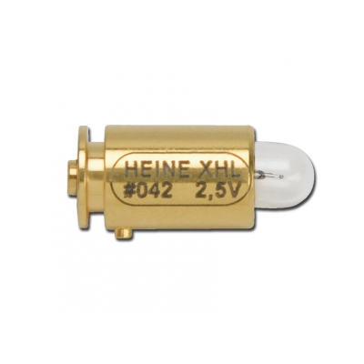 HEINE 042 BULB 2,5V pro halogenový oftalmoskop Mini 2000
