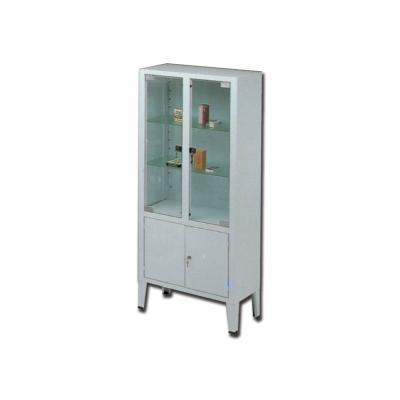 CABINET - 4 dveře - tvrzené sklo