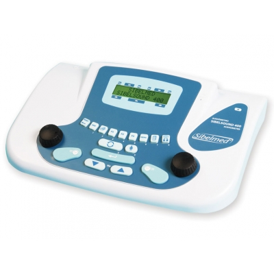 SIBELSOUND 400-SUPRA AUDIOMETER - software pro kostní kosti