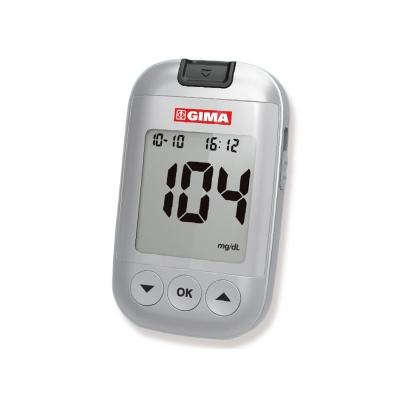 GIMA GLUCOSE MONITOR KIT mg / dL s Bluetooth - GB, FR, IT, ES