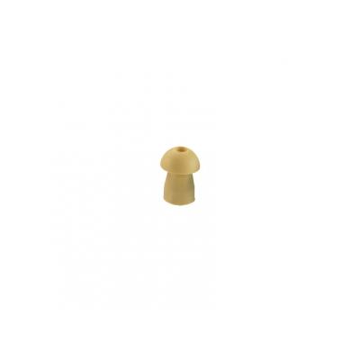 SANIBEL AZE MUSHROOM EAR TIP 13 mm - žlutá