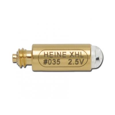 HEINE 035 BULB 2,5V pro FOLaryngoskopy 34400, 34401