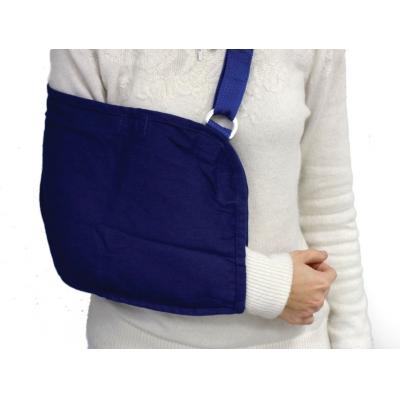 POUCH ARM SLING velká - světle modrá