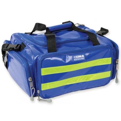 EMERGENCY BAG PVC potažené - modrá