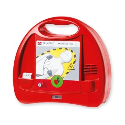 PRIMEDIC HEART SAVE PAD - Defibrilátor s lithiovou baterií - IT