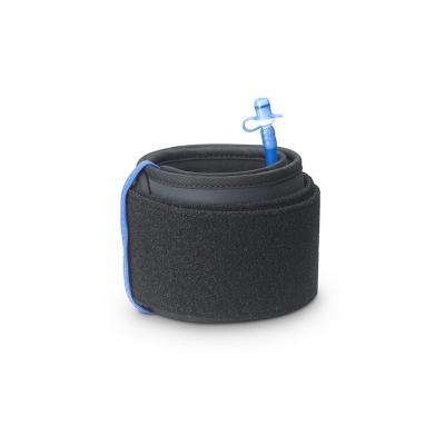 ŽÁDNÝ ŠTĚŇÁK JEDNOTLIVÝ CUFF 80 x 9 cm - stehno M - modrý - náhradní