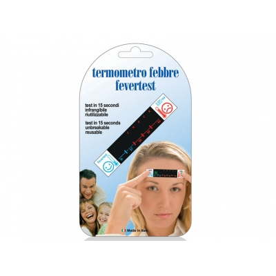 FEVER TEST FORTHHEAD THERMOMETER - blistr