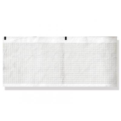 Tepelný papír EKG 126x150mm x170s balení - bílá mřížka