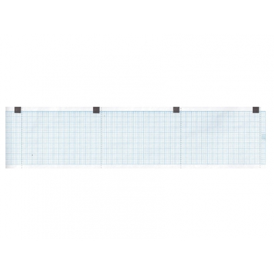 Tepelný papír EKG 60x15 mm xm role - modrá mřížka
