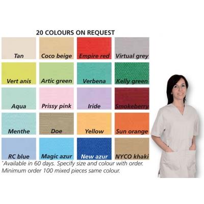 BUNDA S STUDEM - bavlna / polyester - unisex L barva na vyžádání