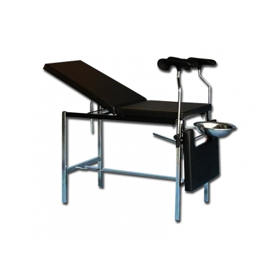 DELUXE GYNECOLOGY BED