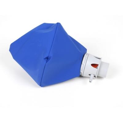 BLUE SILICONE PESSARY průměr 80 mm - sterilní
