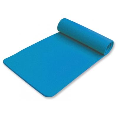 EXERCISE MAT 180x60xh1.6 cm - light blue