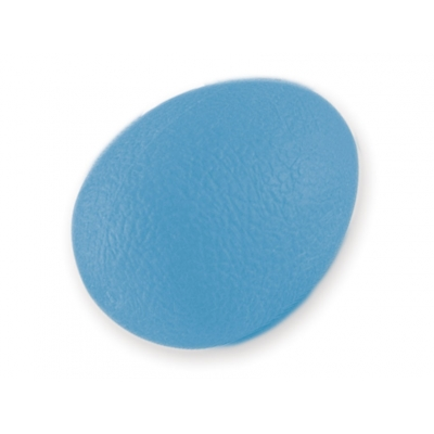 SQUEEZE EGG - firm - blue
